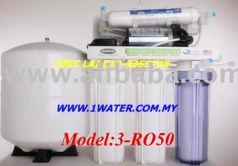REVERSE OSMOSIS SYSTEM UNDER SINK