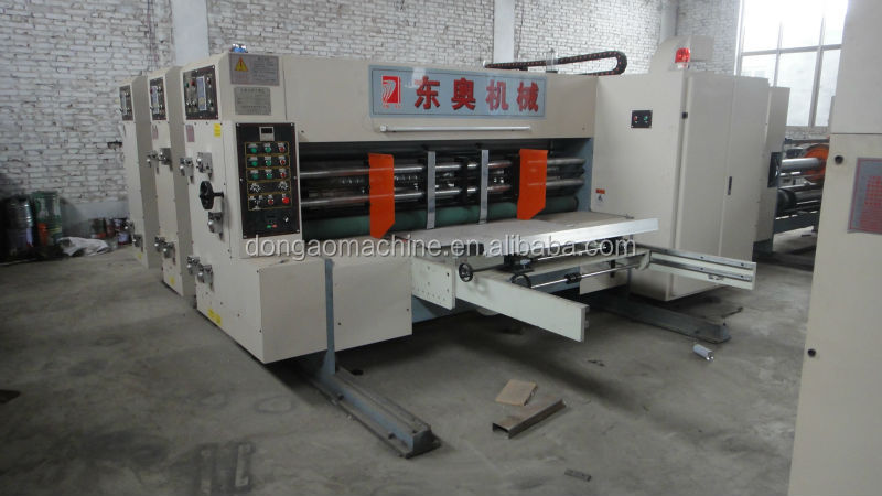 dongguang Corrugated Cardboard Flexo Ink Printing Machine