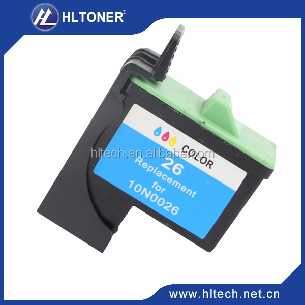 Latest Wholesale top quality brand printer ink cartridge compatible Chip Black