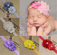 Baby Infant Flower Headband fancy <strong>Hair</strong> Bow Band <strong>Accessories</strong>