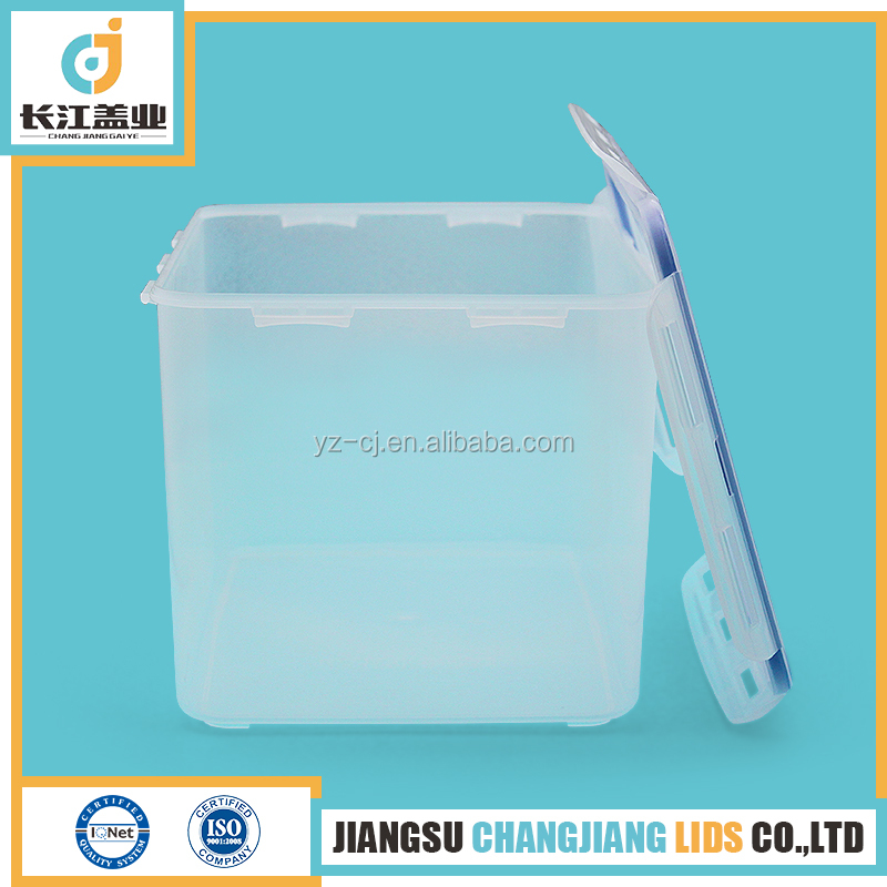 10L wholesale plastic storage containers