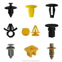 High Quality Auto Clips/ plastic Fasteners/push type retainer