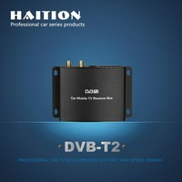 Car DVB T2 Tv Turner Mobile Digital Car DVB-T2 TV Receiver HD 1080P MPEG4 High speed for kenya