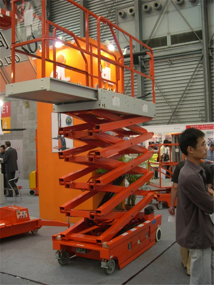 Hydraulic Scissor Lifting Elevator/Hydraulic Lifting Table