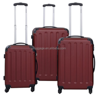 BEIBYE China Manufacturer Red Color Trolley