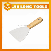 Building construction hand tools stainless steel plastic putty knife