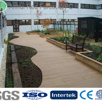 Environment Friendly Wood Plastic Composite Wpc