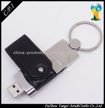 beatiful leather 8g USB flash drive