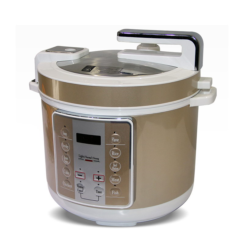 Hot sale 100% safety Eco-Friendly pressure cooker stainless steel