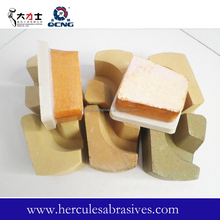 abrasive tools, diamond grinding block, frankfurt abrasive for marble