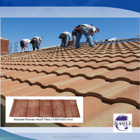 Factory direct Kearala a house barrel tile span roofing sheets in mexico