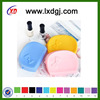 2015 Candy Silicon Coin Purse silicone coin bag , silicone pochi bag & purse