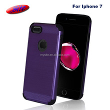 professional supplier 3d waterproof shockproof case moblie phone cover Guangzhou phone case supplier for Iphone 7