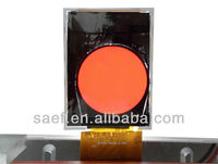 "1.5""inch 240*(RGB)*240 dots round Flexible LCD TFT"