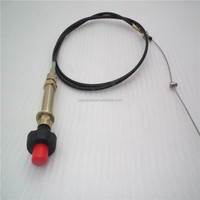 GJ1106 hand throttle control cable
