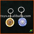 Poker Chip key chain,11.5g ABS