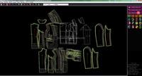 Intelligent CAD program 3D textile&fashion garment CAD/CAM software 2d 3d cad software design