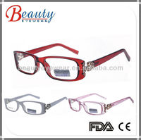 Beautiful fashion reading glass women