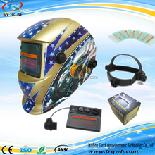 Solar Chameleon filter Custom Painting Art Welding Helmet