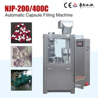 Small powder filling machine capsula pharmaceutical auto capsule filling machine