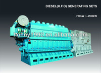 2500kW 600RPM Generator Slow Speed Diesel Engine