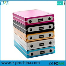 Hot selling on alibaba express mobile rohs power bank for macbook pro /ipad mini