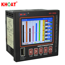 KH306AG: Cheap 6 Channels Paperless Digital Chart Recorder with USB Data Saving, RS485 Function