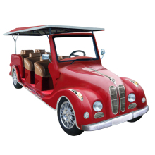 Cheap 8 seat electric tourist vehicle