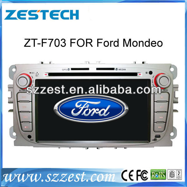 ZESTECH 7inch 2 Din Car DVD with GPS for Ford Galaxy