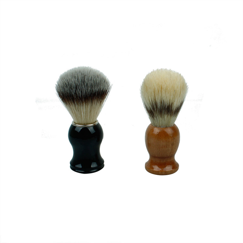 2017 China cheap badger Shaving brushes with Wooden handle