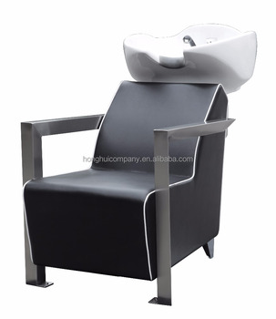 Beauty Salon Equipment Hairdresser Wash Chair Luxury Salon Furniture Shampoo Bowl