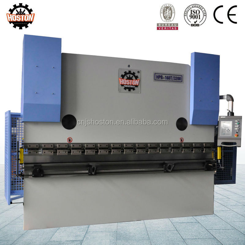 CE Certification CNC Hydraulic Press Braker