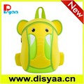 2015 New Design kids cute animal school bag
