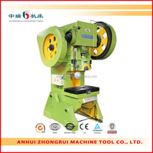 punch press machine/power press machinery for making tin can