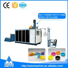 Thermoforming Machine for Making Plastic Cup