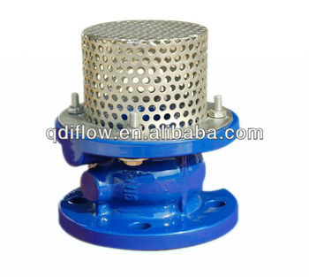 Flanged silent check valve