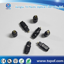 Toslink Male Connectors Plastic Molding Types Toslink Plug