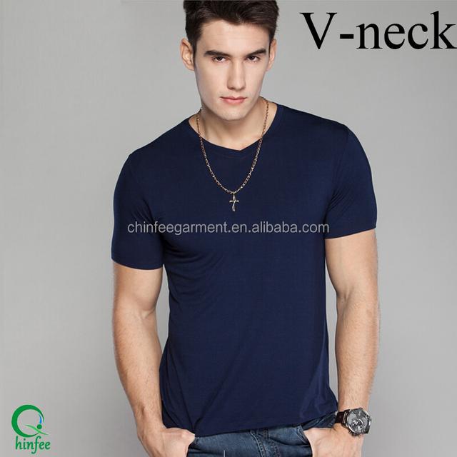 Wholesale T Shirts Cheap T Shirts In Bulk Plain Men Bamboo T Shirts