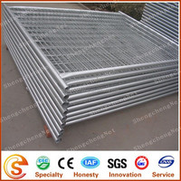 Australia Standard Used Welded Temporary Fence