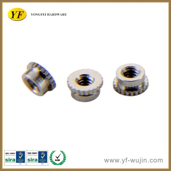 Titanium Screws Brass Screw and Spare Parts for Cellphone