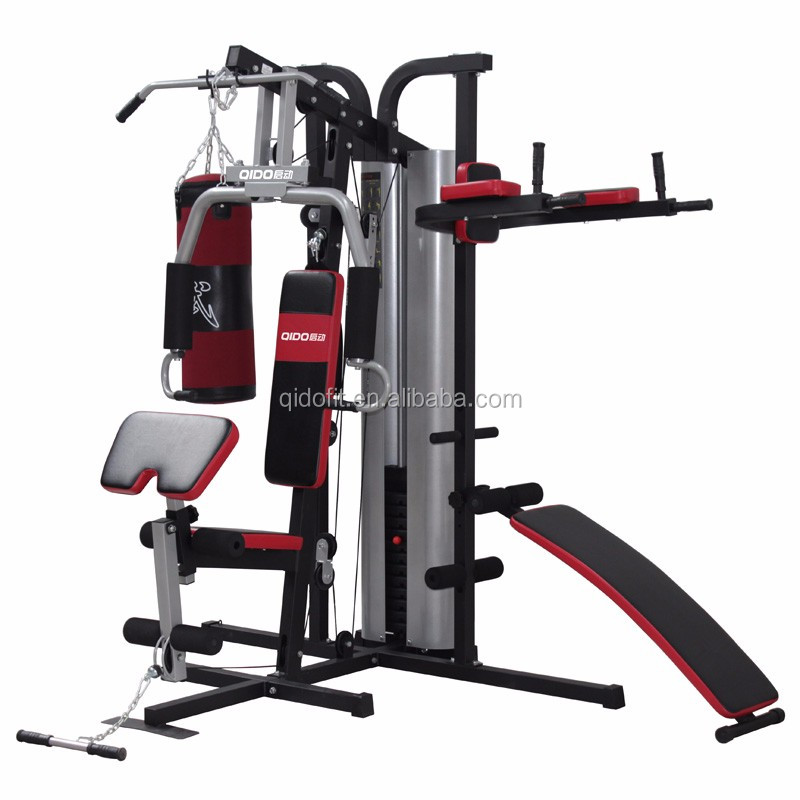 Home Exercise Equipment Price: At Home Gym Equipment Workout System Exercise Machine
