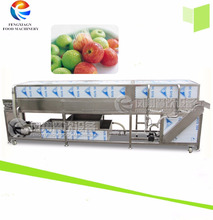 Vegetable Spray Cleaning Washing Machine/ Vegetable Fruit Washer Without Damage