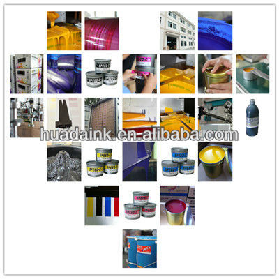 high quality UV printing ink for label printing