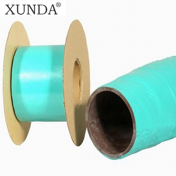 green color 1.8mm thickness Visco elastic tape for flanges