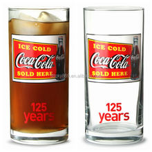 lyT1269 tableware coke drinkware hiball glass highball tumbler glass drinking highball glasses of cola beverage highball glass