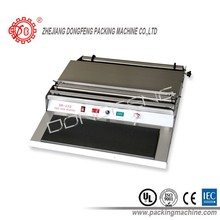 2017 manual tray film wrapper/manual hand wrapper HW-550