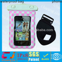 newest waterproof diving case for iphone4/4s with string