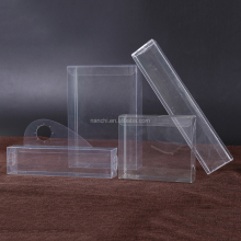 PVC Transparent High grade vareity sizes Boxes transparent plastic clear pvc gift box factory products packaging fold box