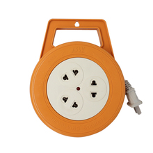 2 Pin Power Outlets Current Tap Portable Socket Power Reel with Extension Socket in Philippines