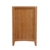 Bamboo bathroom vanity/cabinet with two doors